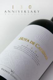 Poster Hoya de Cadenas Vicente Gandia