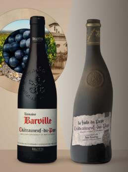 Poster La Fiole Barville Brotte